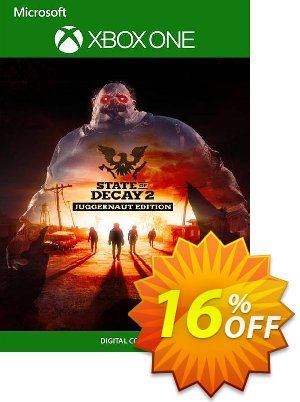 State of Decay 2 - Juggernaut Edition Xbox One discount coupon State of Decay 2 - Juggernaut Edition Xbox One Deal 2021 CDkeys - State of Decay 2 - Juggernaut Edition Xbox One Exclusive Sale offer for iVoicesoft