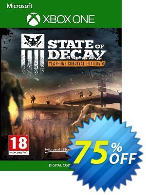 State of Decay: Year One Survival Edition Xbox One (UK) discount coupon State of Decay: Year One Survival Edition Xbox One (UK) Deal 2021 CDkeys - State of Decay: Year One Survival Edition Xbox One (UK) Exclusive Sale offer for iVoicesoft