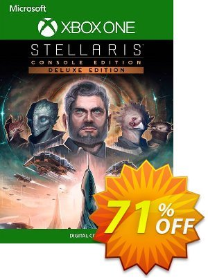 Stellaris: Console Edition - Deluxe Edition Xbox One (UK) discount coupon Stellaris: Console Edition - Deluxe Edition Xbox One (UK) Deal 2021 CDkeys - Stellaris: Console Edition - Deluxe Edition Xbox One (UK) Exclusive Sale offer for iVoicesoft