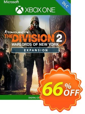 The Division 2 - Warlords of New York - Expansion Xbox One (UK) discount coupon The Division 2 - Warlords of New York - Expansion Xbox One (UK) Deal 2021 CDkeys - The Division 2 - Warlords of New York - Expansion Xbox One (UK) Exclusive Sale offer for iVoicesoft