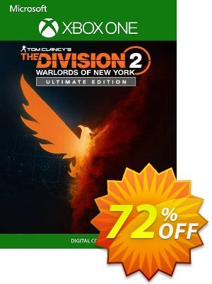 The Division 2 - Warlords of New York - Ultimate Edition Xbox One (UK) discount coupon The Division 2 - Warlords of New York - Ultimate Edition Xbox One (UK) Deal 2021 CDkeys - The Division 2 - Warlords of New York - Ultimate Edition Xbox One (UK) Exclusive Sale offer for iVoicesoft