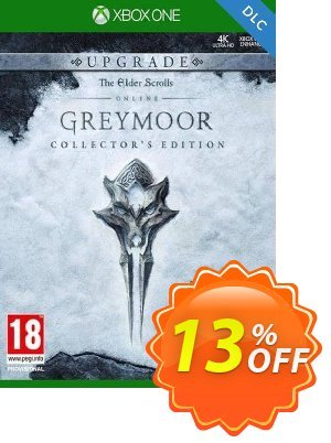 The Elder Scrolls Online: Greymoor Collector's Edition Upgrade Xbox One discount coupon The Elder Scrolls Online: Greymoor Collector's Edition Upgrade Xbox One Deal 2021 CDkeys - The Elder Scrolls Online: Greymoor Collector's Edition Upgrade Xbox One Exclusive Sale offer for iVoicesoft