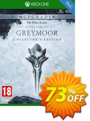 The Elder Scrolls Online: Greymoor Collector's Edition Upgrade Xbox One (UK) discount coupon The Elder Scrolls Online: Greymoor Collector's Edition Upgrade Xbox One (UK) Deal 2021 CDkeys - The Elder Scrolls Online: Greymoor Collector's Edition Upgrade Xbox One (UK) Exclusive Sale offer for iVoicesoft