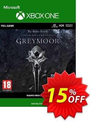The Elder Scrolls Online: Greymoor Xbox One discount coupon The Elder Scrolls Online: Greymoor Xbox One Deal 2021 CDkeys - The Elder Scrolls Online: Greymoor Xbox One Exclusive Sale offer for iVoicesoft
