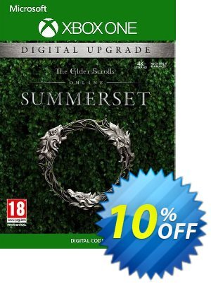 The Elder Scrolls Online: Summerset Upgrade Edition Xbox One discount coupon The Elder Scrolls Online: Summerset Upgrade Edition Xbox One Deal 2021 CDkeys - The Elder Scrolls Online: Summerset Upgrade Edition Xbox One Exclusive Sale offer for iVoicesoft