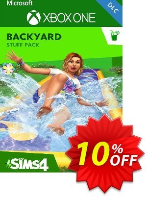 The Sims 4 - Backyard Stuff Xbox One (UK) discount coupon The Sims 4 - Backyard Stuff Xbox One (UK) Deal 2021 CDkeys - The Sims 4 - Backyard Stuff Xbox One (UK) Exclusive Sale offer for iVoicesoft