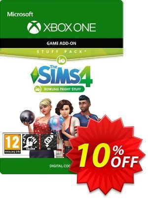 The Sims 4 - Bowling Night Stuff Xbox One (UK) discount coupon The Sims 4 - Bowling Night Stuff Xbox One (UK) Deal 2021 CDkeys - The Sims 4 - Bowling Night Stuff Xbox One (UK) Exclusive Sale offer for iVoicesoft