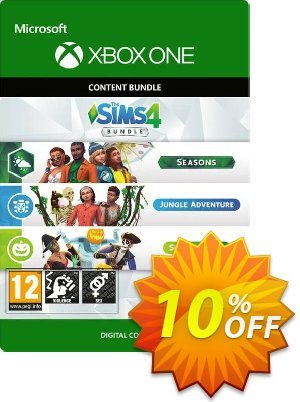 The Sims 4 Bundle - Seasons, Jungle Adventure, Spooky Stuff Xbox One discount coupon The Sims 4 Bundle - Seasons, Jungle Adventure, Spooky Stuff Xbox One Deal 2021 CDkeys - The Sims 4 Bundle - Seasons, Jungle Adventure, Spooky Stuff Xbox One Exclusive Sale offer for iVoicesoft