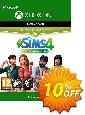 The Sims 4 - Cool Kitchen Stuff Xbox One (UK) discount coupon The Sims 4 - Cool Kitchen Stuff Xbox One (UK) Deal 2021 CDkeys - The Sims 4 - Cool Kitchen Stuff Xbox One (UK) Exclusive Sale offer for iVoicesoft