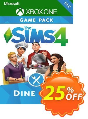 The Sims 4 - Dine out Xbox One (UK) discount coupon The Sims 4 - Dine out Xbox One (UK) Deal 2021 CDkeys - The Sims 4 - Dine out Xbox One (UK) Exclusive Sale offer for iVoicesoft
