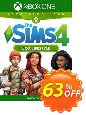 The Sims 4 Eco Lifestyle Xbox One (UK) discount coupon The Sims 4 Eco Lifestyle Xbox One (UK) Deal 2021 CDkeys - The Sims 4 Eco Lifestyle Xbox One (UK) Exclusive Sale offer for iVoicesoft