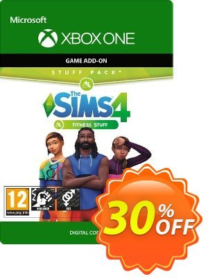 The Sims 4 - Fitness Stuff Xbox One (UK) discount coupon The Sims 4 - Fitness Stuff Xbox One (UK) Deal 2021 CDkeys - The Sims 4 - Fitness Stuff Xbox One (UK) Exclusive Sale offer for iVoicesoft