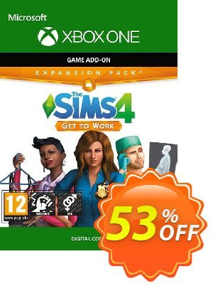 The Sims 4: Get to Work Xbox One discount coupon The Sims 4: Get to Work Xbox One Deal 2021 CDkeys - The Sims 4: Get to Work Xbox One Exclusive Sale offer for iVoicesoft