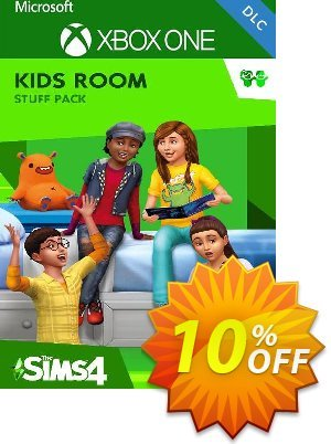 The Sims 4 - Kids Room Stuff Xbox One (UK) discount coupon The Sims 4 - Kids Room Stuff Xbox One (UK) Deal 2021 CDkeys - The Sims 4 - Kids Room Stuff Xbox One (UK) Exclusive Sale offer for iVoicesoft
