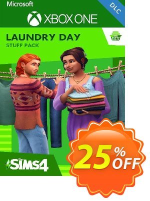 The Sims 4 - Laundry Day Stuff Xbox One (UK) discount coupon The Sims 4 - Laundry Day Stuff Xbox One (UK) Deal 2021 CDkeys - The Sims 4 - Laundry Day Stuff Xbox One (UK) Exclusive Sale offer for iVoicesoft