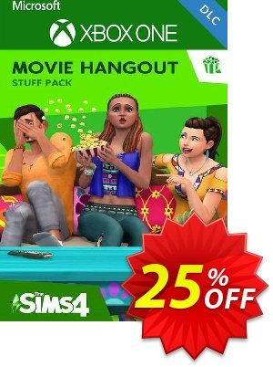 The Sims 4 - Movie Hangout Stuff Xbox One (UK) discount coupon The Sims 4 - Movie Hangout Stuff Xbox One (UK) Deal 2021 CDkeys - The Sims 4 - Movie Hangout Stuff Xbox One (UK) Exclusive Sale offer for iVoicesoft