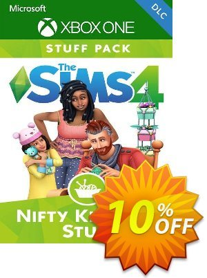 The Sims 4 - Nifty Knitting Stuff Pack Xbox One (UK) discount coupon The Sims 4 - Nifty Knitting Stuff Pack Xbox One (UK) Deal 2021 CDkeys - The Sims 4 - Nifty Knitting Stuff Pack Xbox One (UK) Exclusive Sale offer for iVoicesoft