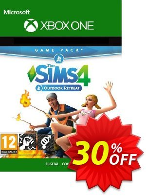 The Sims 4: Outdoor Retreat Xbox One discount coupon The Sims 4: Outdoor Retreat Xbox One Deal 2021 CDkeys - The Sims 4: Outdoor Retreat Xbox One Exclusive Sale offer for iVoicesoft