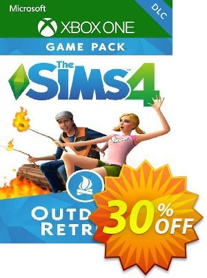 The Sims 4 - Outdoor Retreat Xbox One (UK) discount coupon The Sims 4 - Outdoor Retreat Xbox One (UK) Deal 2021 CDkeys - The Sims 4 - Outdoor Retreat Xbox One (UK) Exclusive Sale offer for iVoicesoft