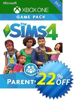The Sims 4 - Parenthood Game Pack Xbox One (UK) discount coupon The Sims 4 - Parenthood Game Pack Xbox One (UK) Deal 2021 CDkeys - The Sims 4 - Parenthood Game Pack Xbox One (UK) Exclusive Sale offer for iVoicesoft