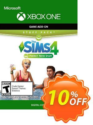 The Sims 4 - Perfect Patio Stuff Xbox One (UK) discount coupon The Sims 4 - Perfect Patio Stuff Xbox One (UK) Deal 2021 CDkeys - The Sims 4 - Perfect Patio Stuff Xbox One (UK) Exclusive Sale offer for iVoicesoft