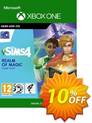 The Sims 4: Realm of Magic Xbox One discount coupon The Sims 4: Realm of Magic Xbox One Deal 2021 CDkeys - The Sims 4: Realm of Magic Xbox One Exclusive Sale offer for iVoicesoft