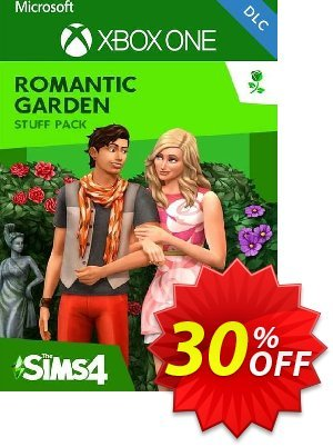 The Sims 4 - Romantic Garden Stuff Xbox One (UK) discount coupon The Sims 4 - Romantic Garden Stuff Xbox One (UK) Deal 2021 CDkeys - The Sims 4 - Romantic Garden Stuff Xbox One (UK) Exclusive Sale offer for iVoicesoft