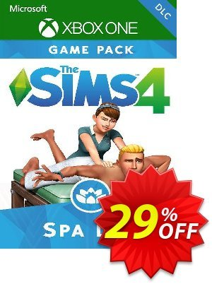 The Sims 4 - Spa Day Xbox One (UK) discount coupon The Sims 4 - Spa Day Xbox One (UK) Deal 2021 CDkeys - The Sims 4 - Spa Day Xbox One (UK) Exclusive Sale offer for iVoicesoft