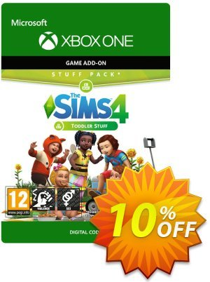 The Sims 4 - Toddler Stuff Xbox One (UK) discount coupon The Sims 4 - Toddler Stuff Xbox One (UK) Deal 2021 CDkeys - The Sims 4 - Toddler Stuff Xbox One (UK) Exclusive Sale offer for iVoicesoft