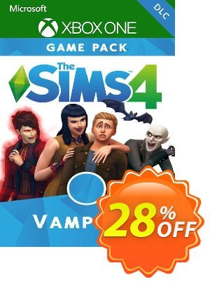 The Sims 4 -  Vampires Game Pack Xbox One (UK) Coupon, discount The Sims 4 -  Vampires Game Pack Xbox One (UK) Deal 2021 CDkeys. Promotion: The Sims 4 -  Vampires Game Pack Xbox One (UK) Exclusive Sale offer for iVoicesoft