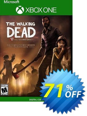 The Walking Dead: The Complete First Season Xbox One (UK) discount coupon The Walking Dead: The Complete First Season Xbox One (UK) Deal 2021 CDkeys - The Walking Dead: The Complete First Season Xbox One (UK) Exclusive Sale offer for iVoicesoft