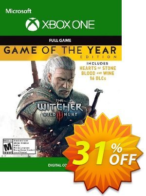 The Witcher 3: Wild Hunt – Game of the Year Edition Xbox One (WW) discount coupon The Witcher 3: Wild Hunt – Game of the Year Edition Xbox One (WW) Deal 2021 CDkeys - The Witcher 3: Wild Hunt – Game of the Year Edition Xbox One (WW) Exclusive Sale offer for iVoicesoft