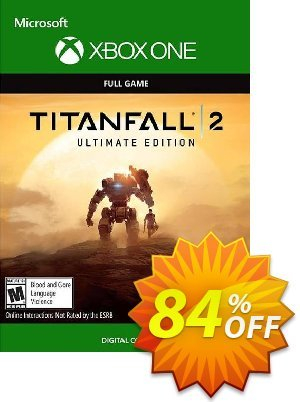 Titanfall 2 - Ultimate Edition Xbox One (UK) discount coupon Titanfall 2 - Ultimate Edition Xbox One (UK) Deal 2021 CDkeys - Titanfall 2 - Ultimate Edition Xbox One (UK) Exclusive Sale offer for iVoicesoft