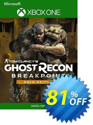 Tom Clancy's Ghost Recon Breakpoint -  Gold Edition Xbox One (UK) discount coupon Tom Clancy's Ghost Recon Breakpoint -  Gold Edition Xbox One (UK) Deal 2021 CDkeys - Tom Clancy's Ghost Recon Breakpoint -  Gold Edition Xbox One (UK) Exclusive Sale offer for iVoicesoft