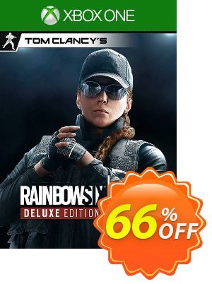 Tom Clancy's Rainbow Six Siege - Deluxe Edition Xbox One (WW) discount coupon Tom Clancy's Rainbow Six Siege - Deluxe Edition Xbox One (WW) Deal 2021 CDkeys - Tom Clancy's Rainbow Six Siege - Deluxe Edition Xbox One (WW) Exclusive Sale offer for iVoicesoft