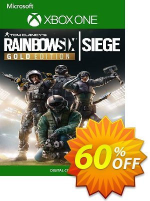 Tom Clancy's Rainbow Six Siege - Gold Edition Xbox One (UK) discount coupon Tom Clancy's Rainbow Six Siege - Gold Edition Xbox One (UK) Deal 2021 CDkeys - Tom Clancy's Rainbow Six Siege - Gold Edition Xbox One (UK) Exclusive Sale offer for iVoicesoft