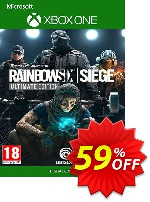 Tom Clancy's Rainbow Six Siege Year 5 Ultimate Edition Xbox One discount coupon Tom Clancy's Rainbow Six Siege Year 5 Ultimate Edition Xbox One Deal 2021 CDkeys - Tom Clancy's Rainbow Six Siege Year 5 Ultimate Edition Xbox One Exclusive Sale offer for iVoicesoft