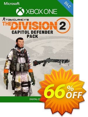 Tom Clancys The Division 2 Xbox One - Capitol Defender Pack DLC discount coupon Tom Clancys The Division 2 Xbox One - Capitol Defender Pack DLC Deal 2021 CDkeys - Tom Clancys The Division 2 Xbox One - Capitol Defender Pack DLC Exclusive Sale offer for iVoicesoft