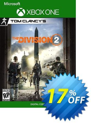 Tom Clancys The Division 2 Xbox One + DLC discount coupon Tom Clancys The Division 2 Xbox One + DLC Deal 2021 CDkeys - Tom Clancys The Division 2 Xbox One + DLC Exclusive Sale offer for iVoicesoft