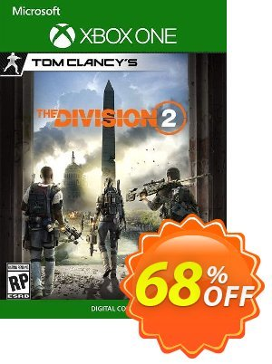 Tom Clancy's The Division 2 Xbox One (UK) discount coupon Tom Clancy's The Division 2 Xbox One (UK) Deal 2021 CDkeys - Tom Clancy's The Division 2 Xbox One (UK) Exclusive Sale offer for iVoicesoft