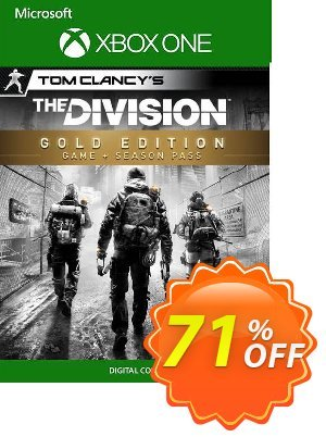 Tom Clancy's The Division - Gold Edition Xbox One (UK) discount coupon Tom Clancy's The Division - Gold Edition Xbox One (UK) Deal 2021 CDkeys - Tom Clancy's The Division - Gold Edition Xbox One (UK) Exclusive Sale offer for iVoicesoft