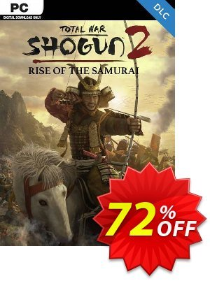 Total War: SHOGUN 2 - Rise of the Samurai Campaign PC -  DLC discount coupon Total War: SHOGUN 2 - Rise of the Samurai Campaign PC -  DLC Deal 2021 CDkeys - Total War: SHOGUN 2 - Rise of the Samurai Campaign PC -  DLC Exclusive Sale offer for iVoicesoft