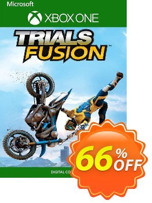 Trials Fusion Xbox One (UK) discount coupon Trials Fusion Xbox One (UK) Deal 2021 CDkeys - Trials Fusion Xbox One (UK) Exclusive Sale offer for iVoicesoft
