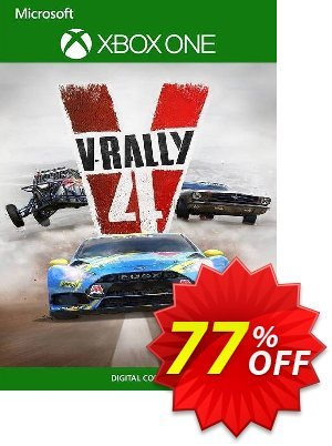 V-Rally 4 Xbox One (UK) Coupon, discount V-Rally 4 Xbox One (UK) Deal 2021 CDkeys. Promotion: V-Rally 4 Xbox One (UK) Exclusive Sale offer for iVoicesoft