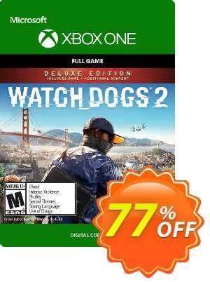 Watch Dogs 2 - Deluxe Edition Xbox One discount coupon Watch Dogs 2 - Deluxe Edition Xbox One Deal 2021 CDkeys - Watch Dogs 2 - Deluxe Edition Xbox One Exclusive Sale offer for iVoicesoft