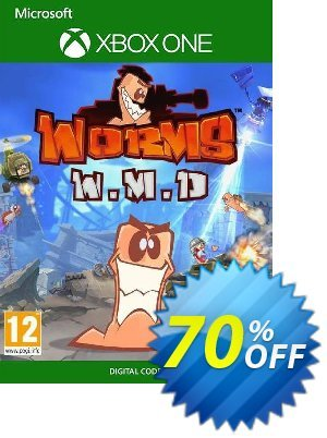 Worms W.M.D Xbox One (UK) discount coupon Worms W.M.D Xbox One (UK) Deal 2021 CDkeys - Worms W.M.D Xbox One (UK) Exclusive Sale offer for iVoicesoft