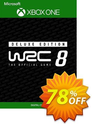 WRC 8 Deluxe Edition FIA World Rally Championship Xbox One (UK) Coupon, discount WRC 8 Deluxe Edition FIA World Rally Championship Xbox One (UK) Deal 2021 CDkeys. Promotion: WRC 8 Deluxe Edition FIA World Rally Championship Xbox One (UK) Exclusive Sale offer for iVoicesoft