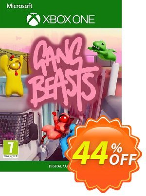 Gang Beasts Xbox One (US) discount coupon Gang Beasts Xbox One (US) Deal 2021 CDkeys - Gang Beasts Xbox One (US) Exclusive Sale offer for iVoicesoft
