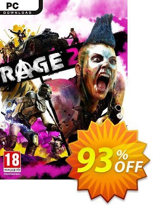 Rage 2 PC (EMEA) discount coupon Rage 2 PC (EMEA) Deal - Rage 2 PC (EMEA) Exclusive offer for iVoicesoft