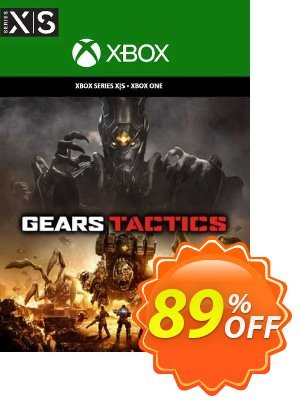 Gears Tactics Xbox One/Xbox Series X|S discount coupon Gears Tactics Xbox One/Xbox Series X|S Deal 2021 CDkeys - Gears Tactics Xbox One/Xbox Series X|S Exclusive Sale offer for iVoicesoft